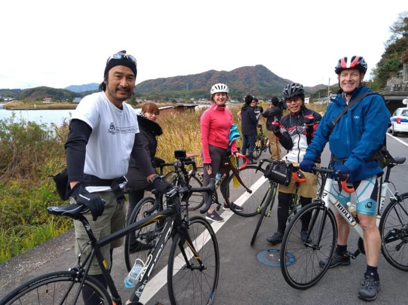 The Shimane Peninsula Cycling Adventure Project Has Begun!